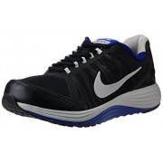 Nike Men's Revolve 2 Black And Metallic Silver Mesh Running Shoes Size- 5.5 Uk/India(6 Us)(38.5 Eu)