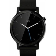 Motorola Moto 360 Black Leather, B