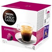 Capsule cafea Nescafé Dolce Gusto Espresso 96g 16 buc