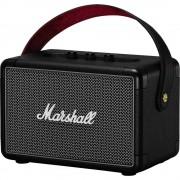 Marshall Kilburn II - безжичен портативен аудиофилски спийкър за мобилни устройства с Bluetooth и 3.5 mm изход (черен)