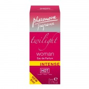 HOT Woman Pheromone Twilight Intense feromon parfüm hölgyeknek (5 ml)