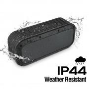 Voombox outdoor - voděodolný bluetooth reproduktor 2x 7,5W s výdrží hraní do 12 hodin