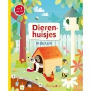 Pop-up boek Dierenhuisjes: In de tuin