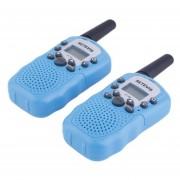 EH 2pcs X RT-388 0.5W 22CHLos Niños Los Niños Regalo Two Way Radio Walkie Talkie-- Azul