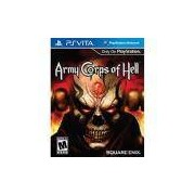 Game - Army Corps Of Hell - PS Vita