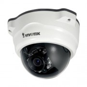 Camera supraveghere Dome IP Vivotek FD8134V, 1 MP, IR 10 m, 3.6 mm