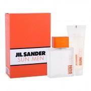 Jil Sander Sun Men confezione regalo Eau de Toilette 75 ml + doccia gel 75 ml uomo