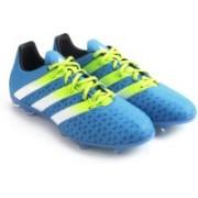 Adidas ACE 16.2 FG/AG Men Football Shoes(Blue)