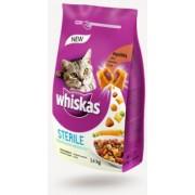 Whiskas Dry 1.4Kg Sterile