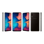 """Smartphone, Samsung GALAXY A20, DualSIM, 5.8"""", Arm Octa (1.6G), 3GB RAM, 32GB Storage, Android, Black (SM-A202FZKDBGL)"""