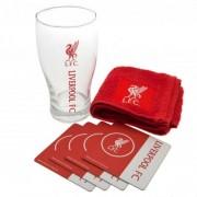Liverpool FC mini bár szett