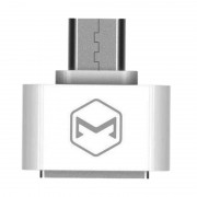 Mcdodo kompakt MicroUSB till USB-A AF-adapter, multifunktionell