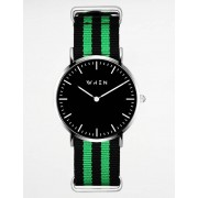 When Watches, EXPLORER, Grön, Klockor till Unisex, One size
