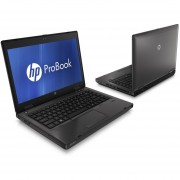 "Laptop HP Probook 6460 14""b Intel Core I5, 4 Gb Ram 1 TB HDD DVD Rw WiFi"