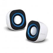 NILOX Speaker Portatile Usb Sp 440 Bianco