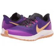 Nike Air Zoom Pegasus 36 Trail Voltage PurpleCelestial GoldOil Grey
