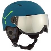 Cebe Fireball Visor Casca Schi Verde Marime M 53-58 cm + CADOU Lentila