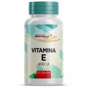 Vitamina E 400 UI - 60 Cápsulas