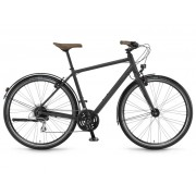 Winora Flitzer Herren 28'' 24-G Acera mix - 18 Winora onyxschwarz matt - City Bikes 46