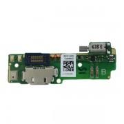 Banda Flex Placa Circuit Conector Incarcare Si Microfon Sony Xperia XA