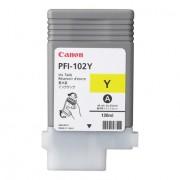 Tinta Canon Amarilla PFI-102Y 0898B001AA