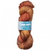 Lana Gatto MALIBÙ kötő/horgoló fonal, 100g, bambusz, 8890, Arancio