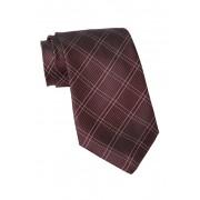 John Varvatos Collection Classic Silk Neck Tie CRANBERRY