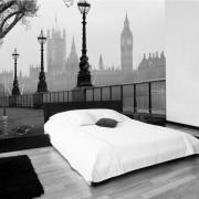 W + G Fotobehang Londen (366 x 254 cm)