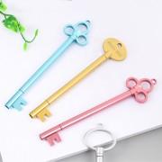 1 pcs Gel Pen Set Key Kawaii School Supplies Office Stationary Photo Album Kawaii Pens School Stationery