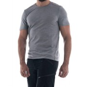 Lundhags Merino Light - T-shirt - Grå - S
