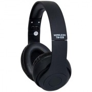 Generic TM-028B - Headphones - Bluetooth/FM/SD - Black