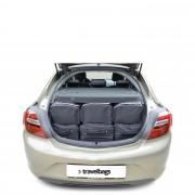 Car-Bags Opel Insignia A (2008-2017) 6-Delige Reistassenset zwart
