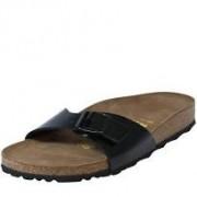 Birkenstock Madrid papucs - fekete