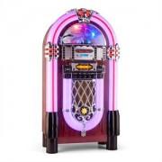 Auna Graceland XXL BT Jukebox Bluetooth USB SD AUX CD AM / FM (BX-Graceland-XXL BT)