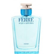 Gianfranco Ferre Acqua Azzura Eau de Toilette 100 ml
