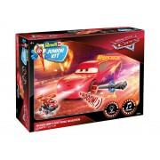Set de mașini Junior 00864 - Masini 3 - Lightning McQueen Crazy 8 Race (1:20)