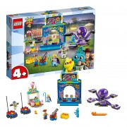Lego Toy Story 4 Buzz and Woody's Carnival Mania with Buzz Lightyea...