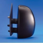 Retroviseur exterieur PEUGEOT BOXER 1999-05/2006 - Electrique - Droit - Degivrage - Glace Bombee - Coiffe Noir - Bras Long