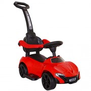Baybee Easy Steer Sportster I Ride On Push Car Toy with Parant Control I Suitable for Boys & Girls - Red