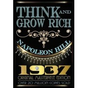 Think and Grow Rich: 1937 Original Masterpiece, Paperback