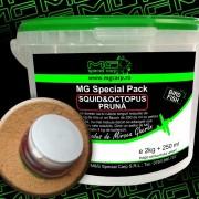 Mix + Parte Lichida Squid&Octopus Pruna