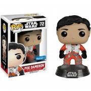 Funko Pop Jumpsuit Poe Dameron Star Wars Episode Vii
