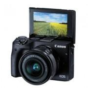 Canon Aparat CANON EOS M3 Czarny + EF-M 15-45 mm STM