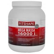 Fitshape Mega Massa 16000i Vanille