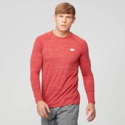 Myprotein Performance Long-Sleeve Top - XXL - Red