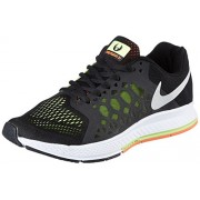 Nike Men's Air Zoom Pegasus 31 Black and Orange Running Shoes -8.5 UK/India (43 EU)(9.5 US)
