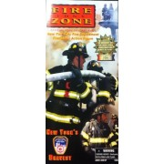 """1/6 Scale Official 9-11 FDNY New York City Fire Department Firefighter 12"""" Action Figure"""