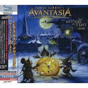 Unbranded L'importation Avantasia de Tobias Sammet - mystère du temps (Bonus CD) (Bonus Tracks) (Jpn) [CD] é.-u.