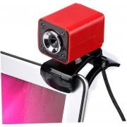 EW HD cámara A862 roja-Red Shell