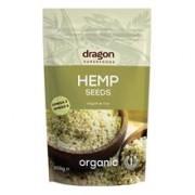 Seminte de Canepa Decorticate Raw Bio Dragon Superfoods 200gr
